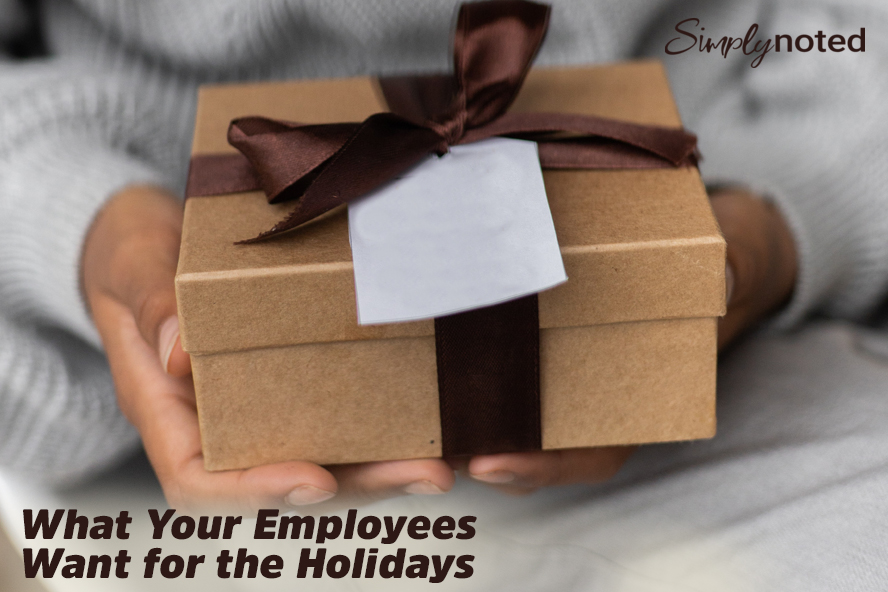 What Your Employees Want for the Holidays