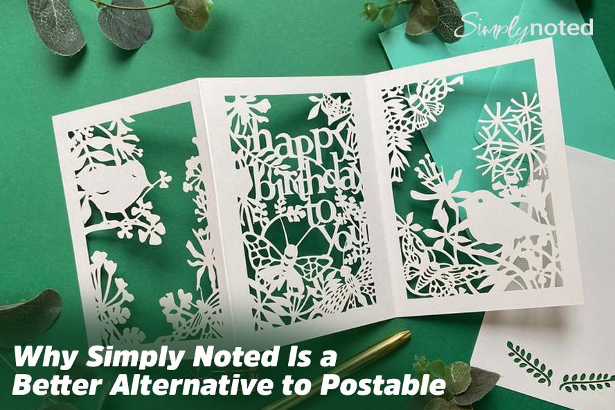 Why Simply Noted is a Better Alternative to Postable