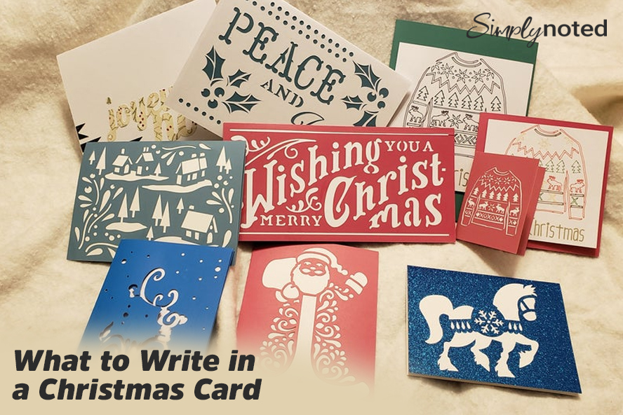 What to Write in A Christmas Card | Christmas Wishes
