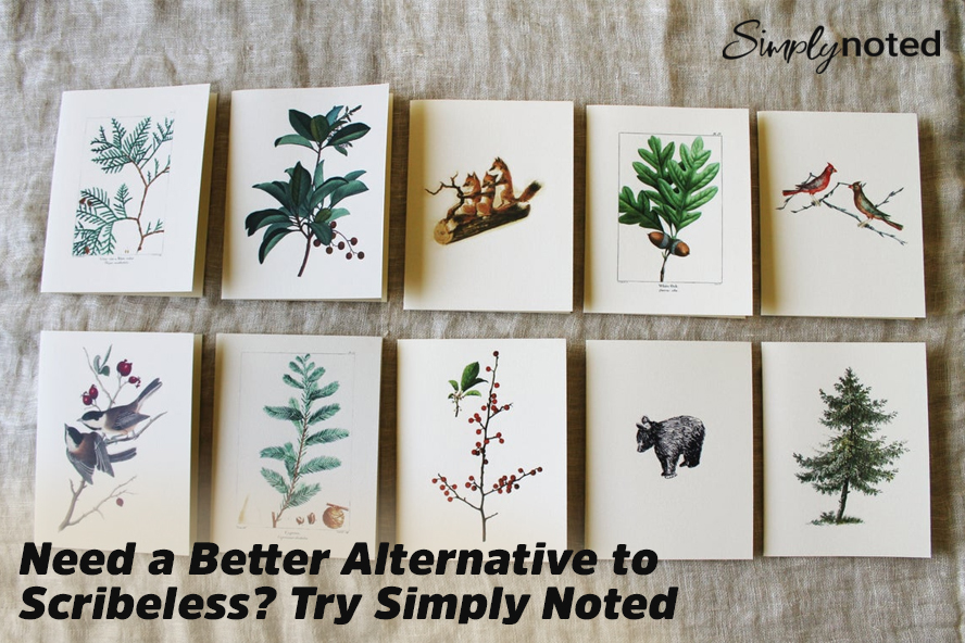 Need a Better Alternative to Scribeless? Try Simply Noted