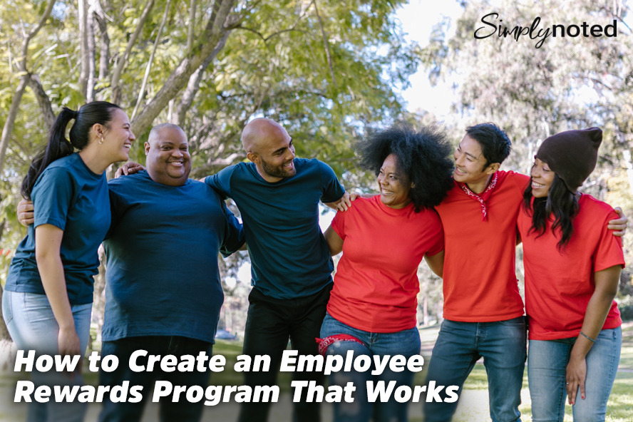 How to Create an Employee Rewards Program That Works