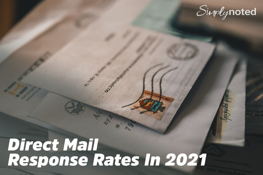 Direct Mail Response Rates In 2021