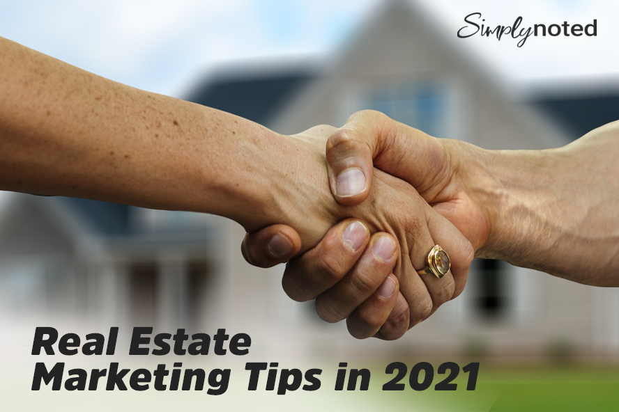 Real Estate Marketing Tips in 2021