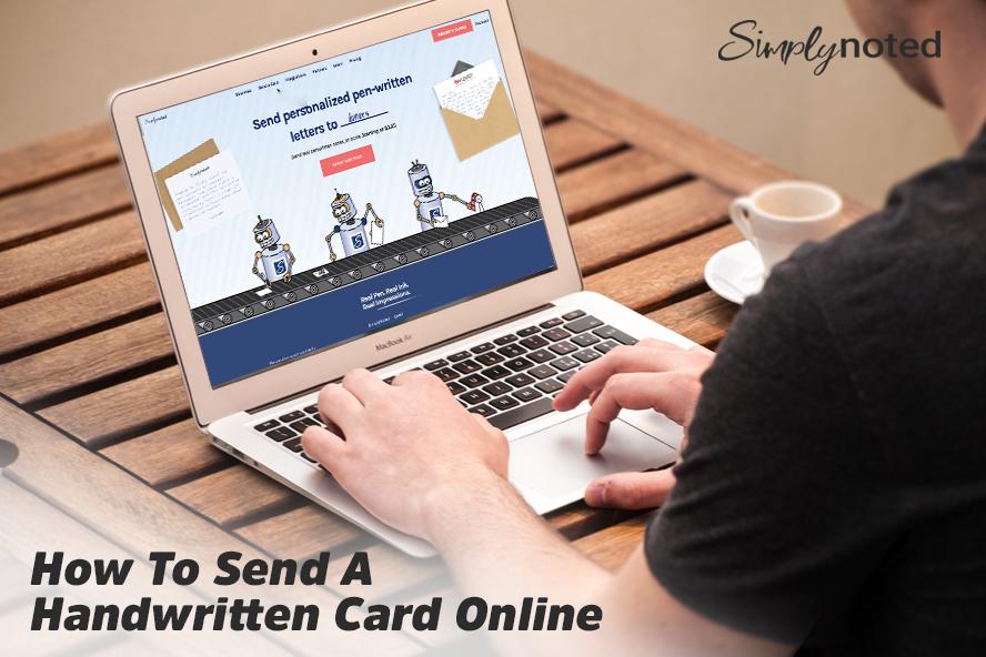 How To Send A Handwritten Card Online