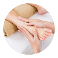This foot massager machine with heat can guide healing capabilities to the foot muscles
