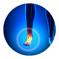The Slabway Foot Massager with heat is the final word for sore muscles and arthritic joints