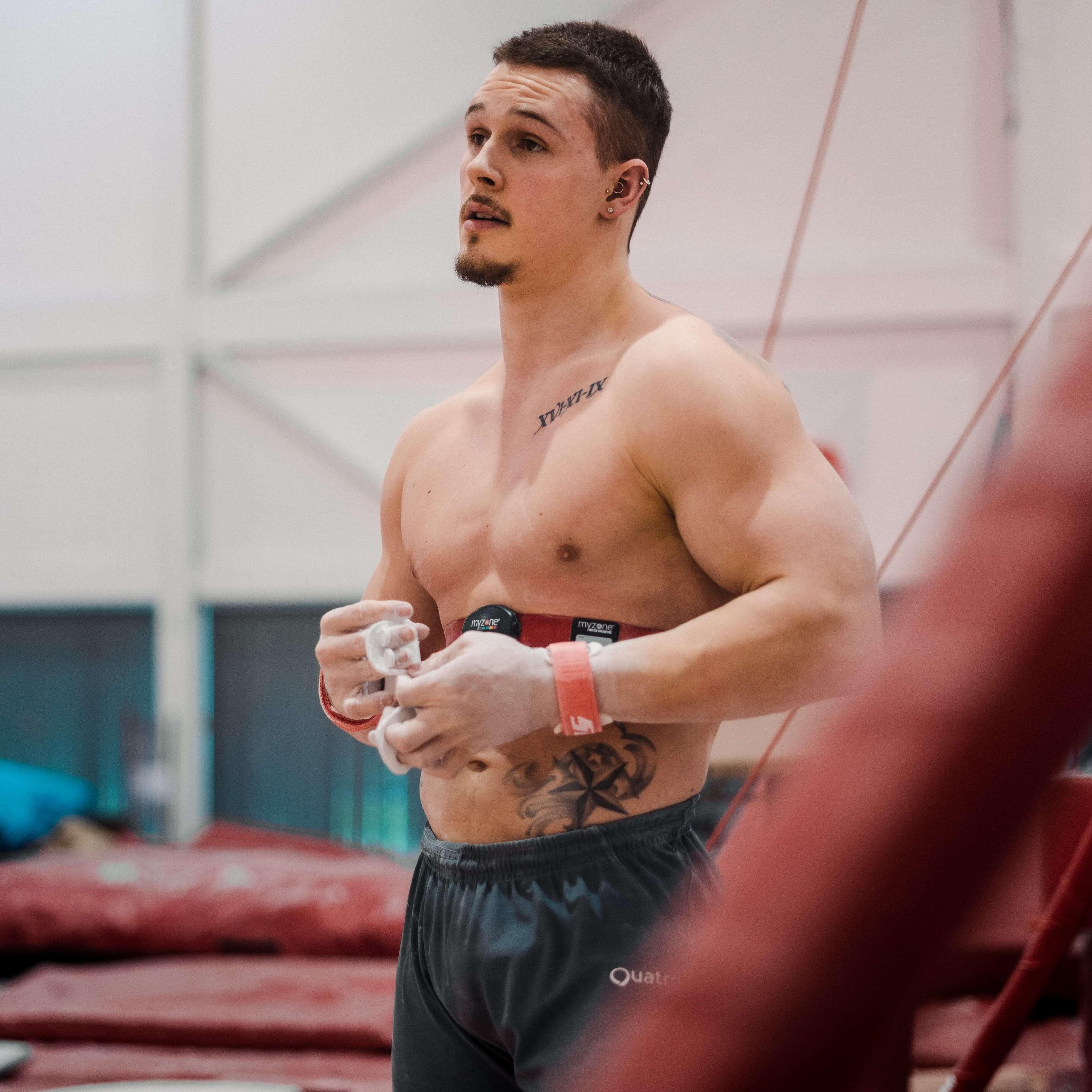 Brinn Bevan - British Gymnastics