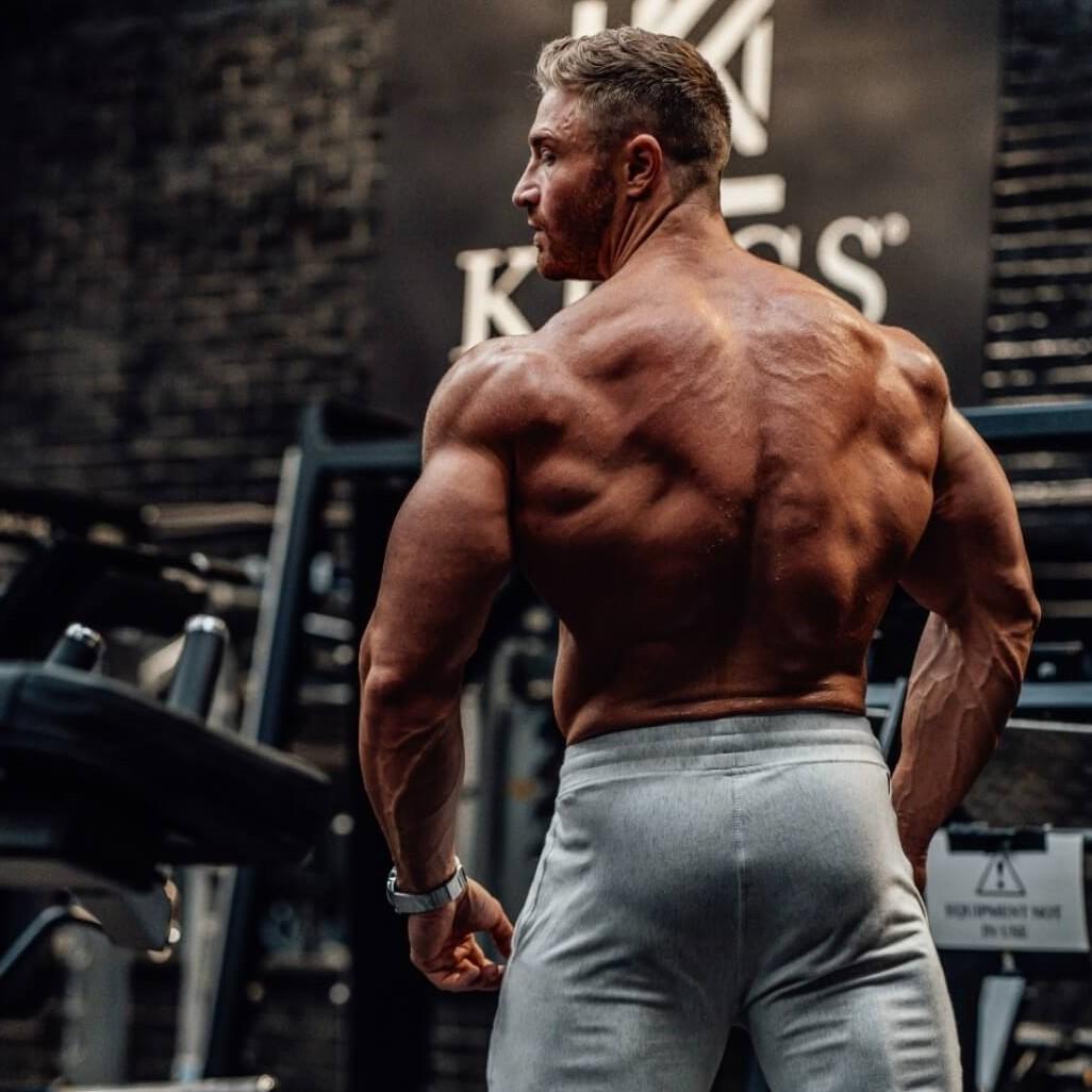 Alex Davies Pro Workout