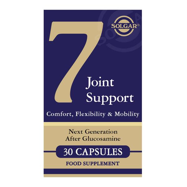 Solgar 7 Vegetable Tablets