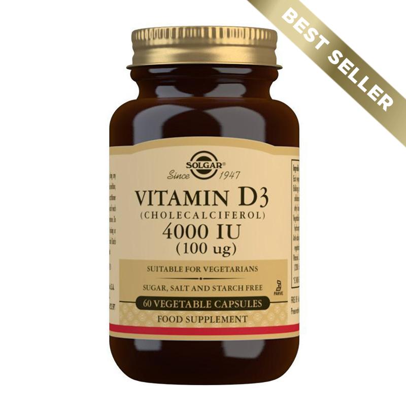 Vitamin D3 4000