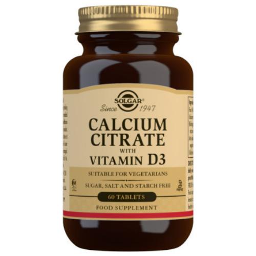Calcium Citrate with D3