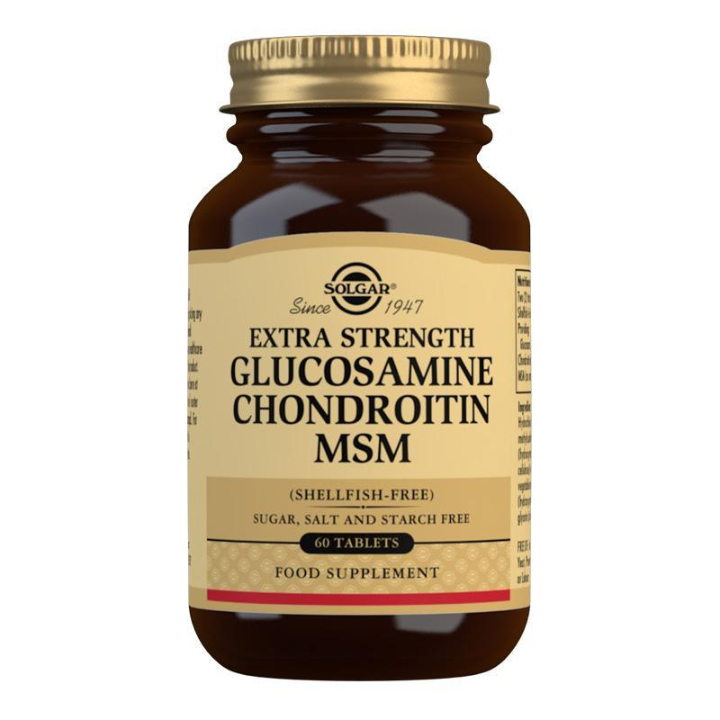 Extra Strength Glucosamine Chondroitin