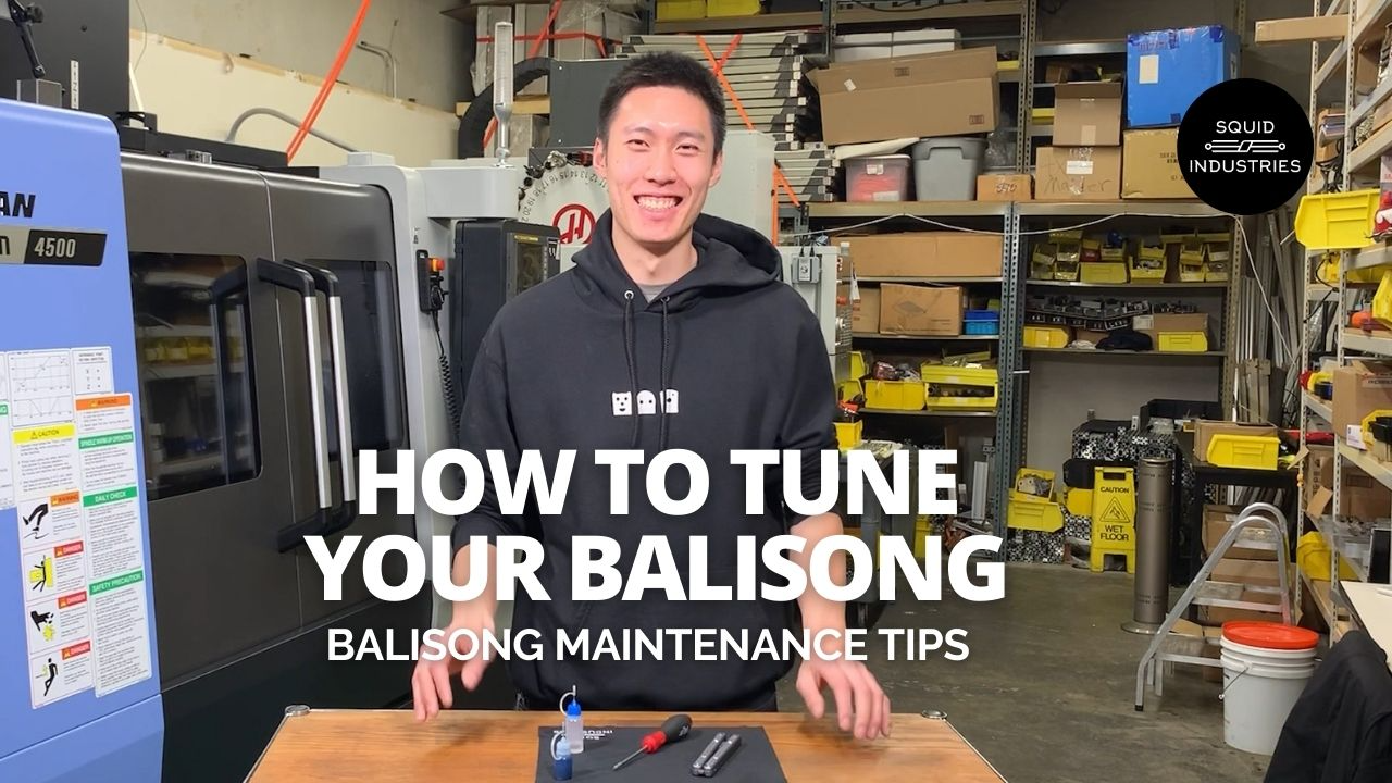 How To Tune Your Balisong | Squid Industries