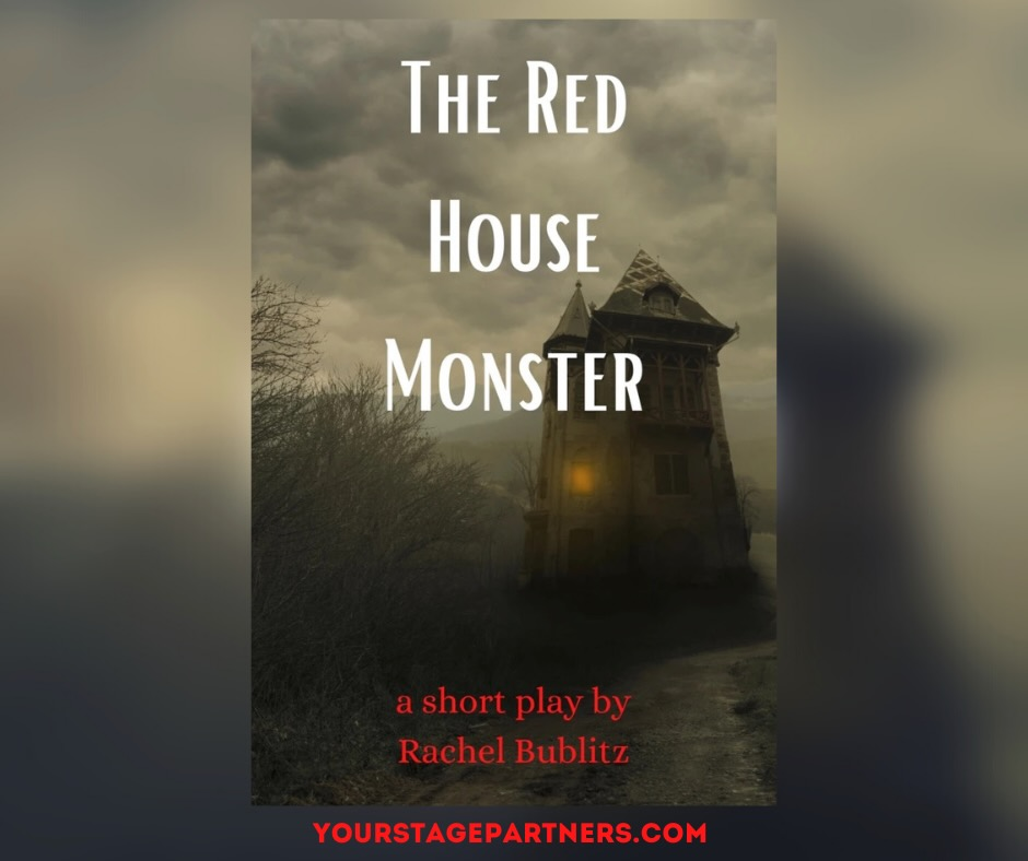 The Red House Monster by Rachel Bublitz