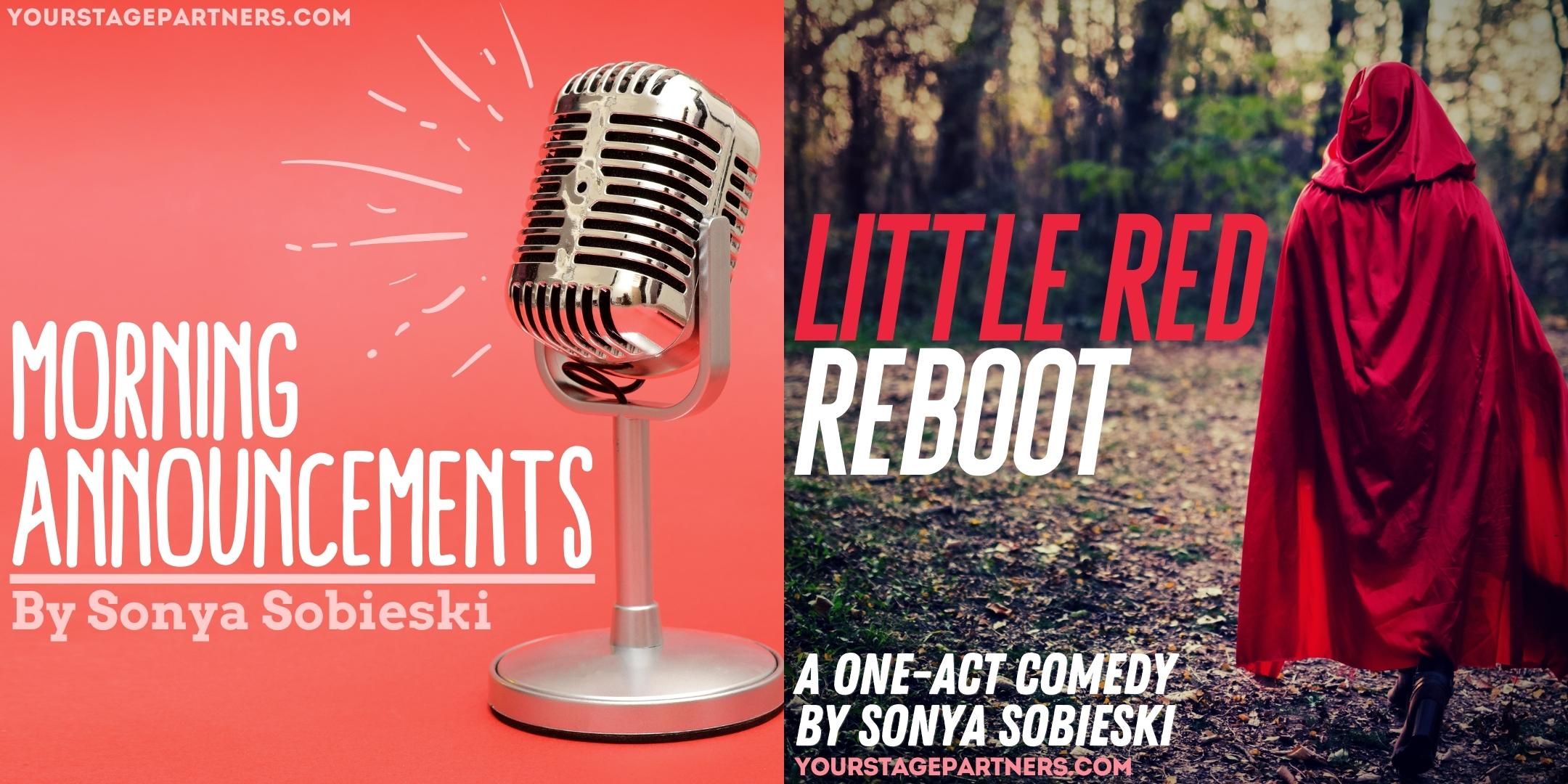 Plays by Sonya Sobieski – Stage Partners