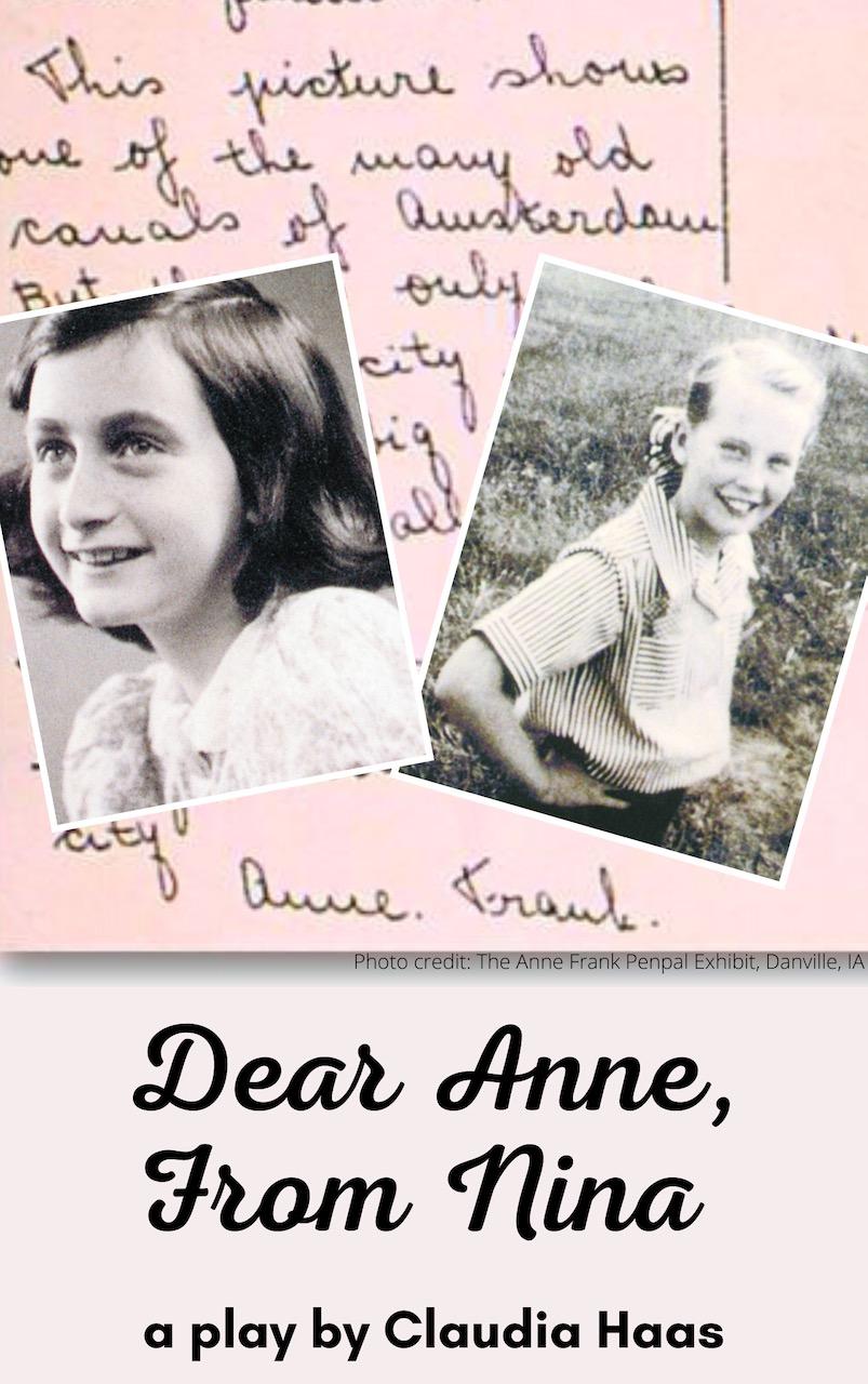 Dear Anne, From Nina
