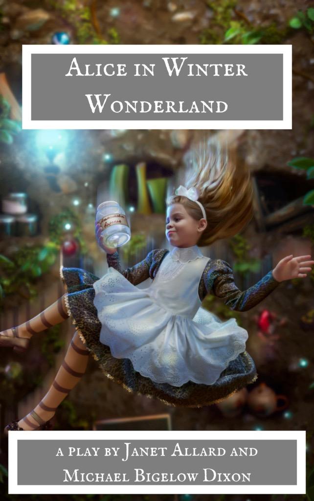Alice in Winter Wonderland