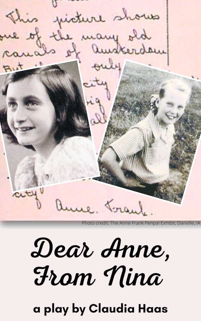 Dear Anne, From Nina – Stage Partners