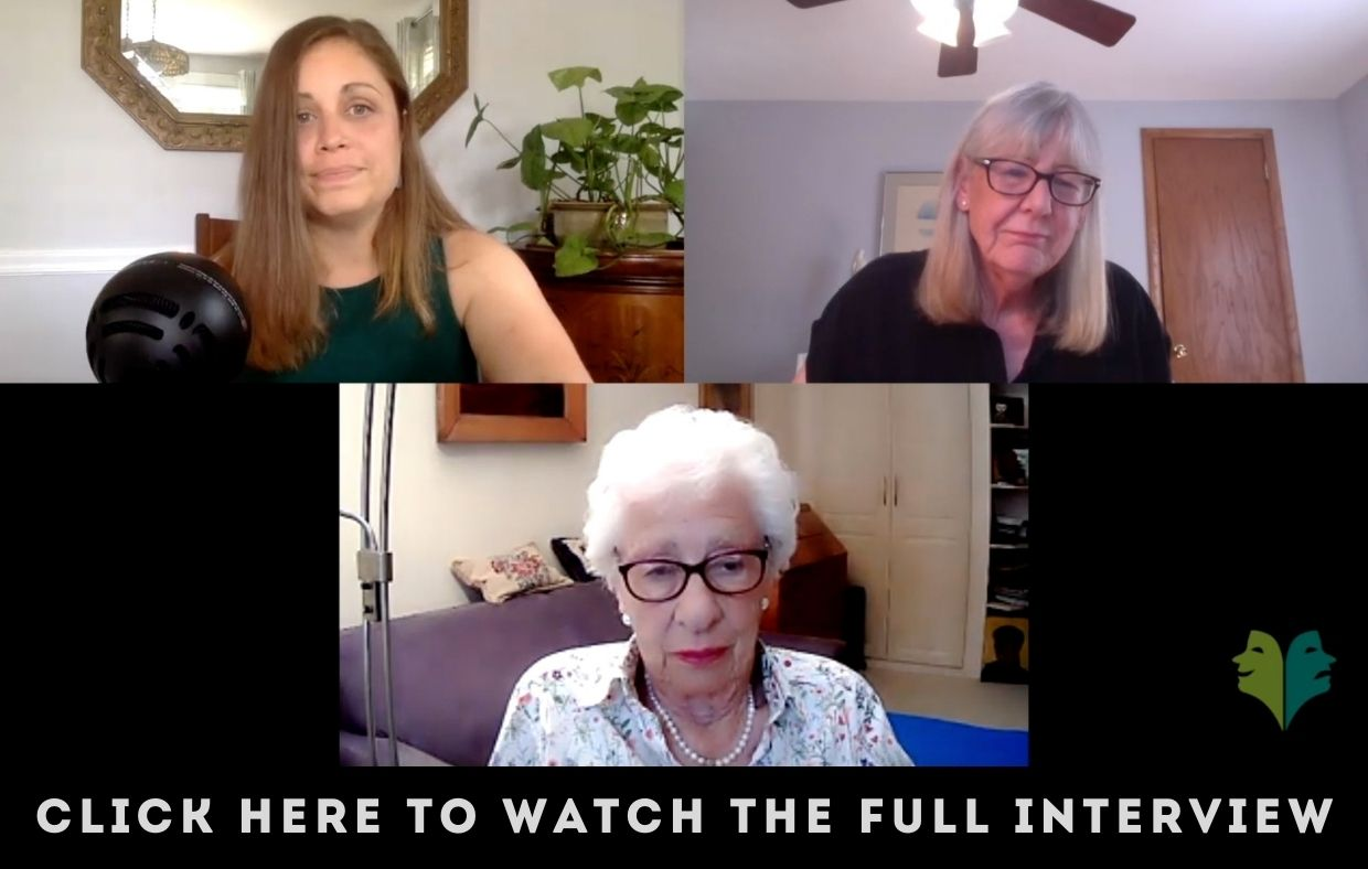 Interview with Claudia Haas and Eva Schloss