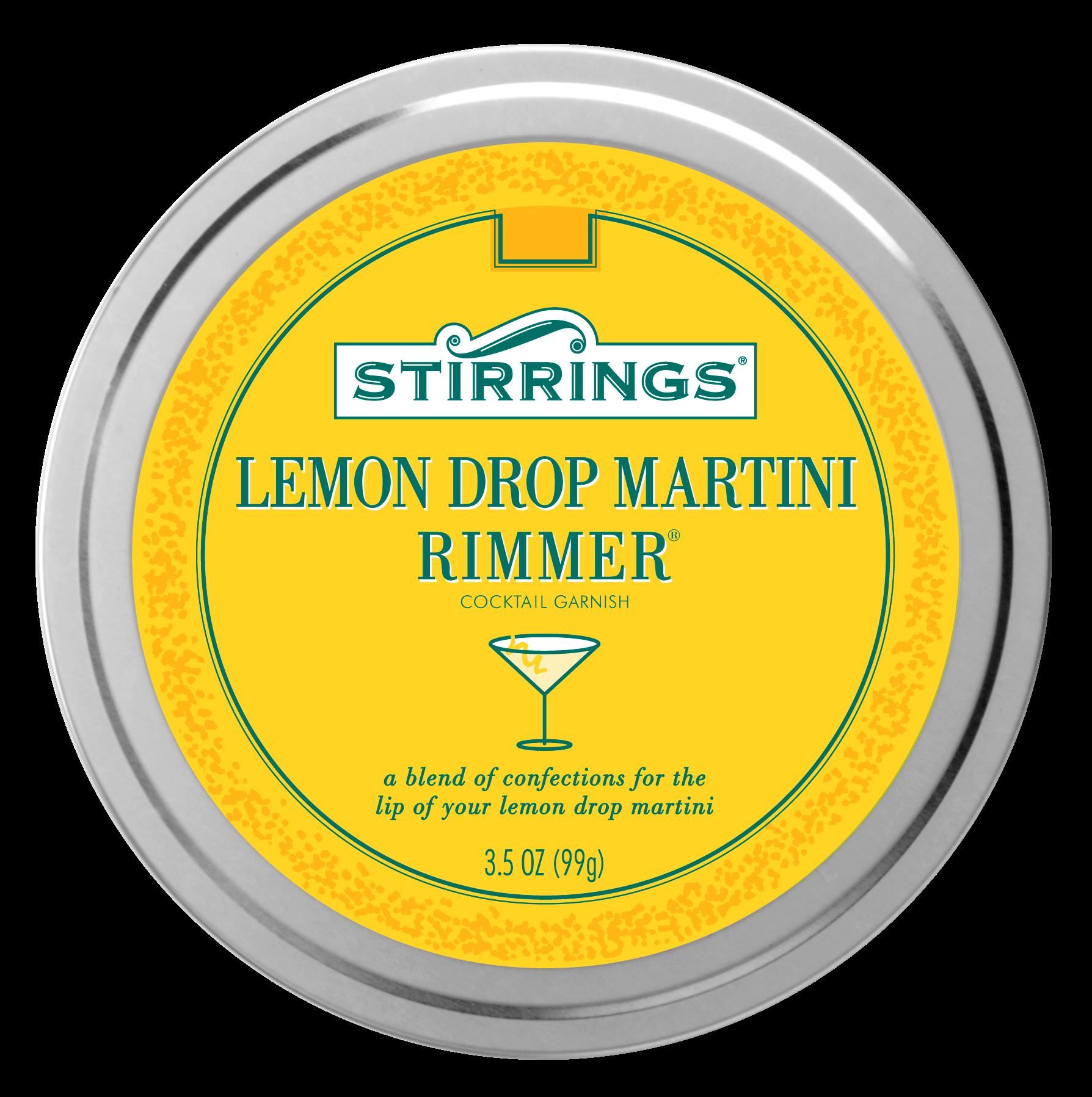Lemon Drop Rimmer