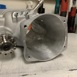 Lingenfelter LPE ZR1 LS9 Snout with Synergy Race Port