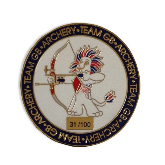 Archery Pride Coin