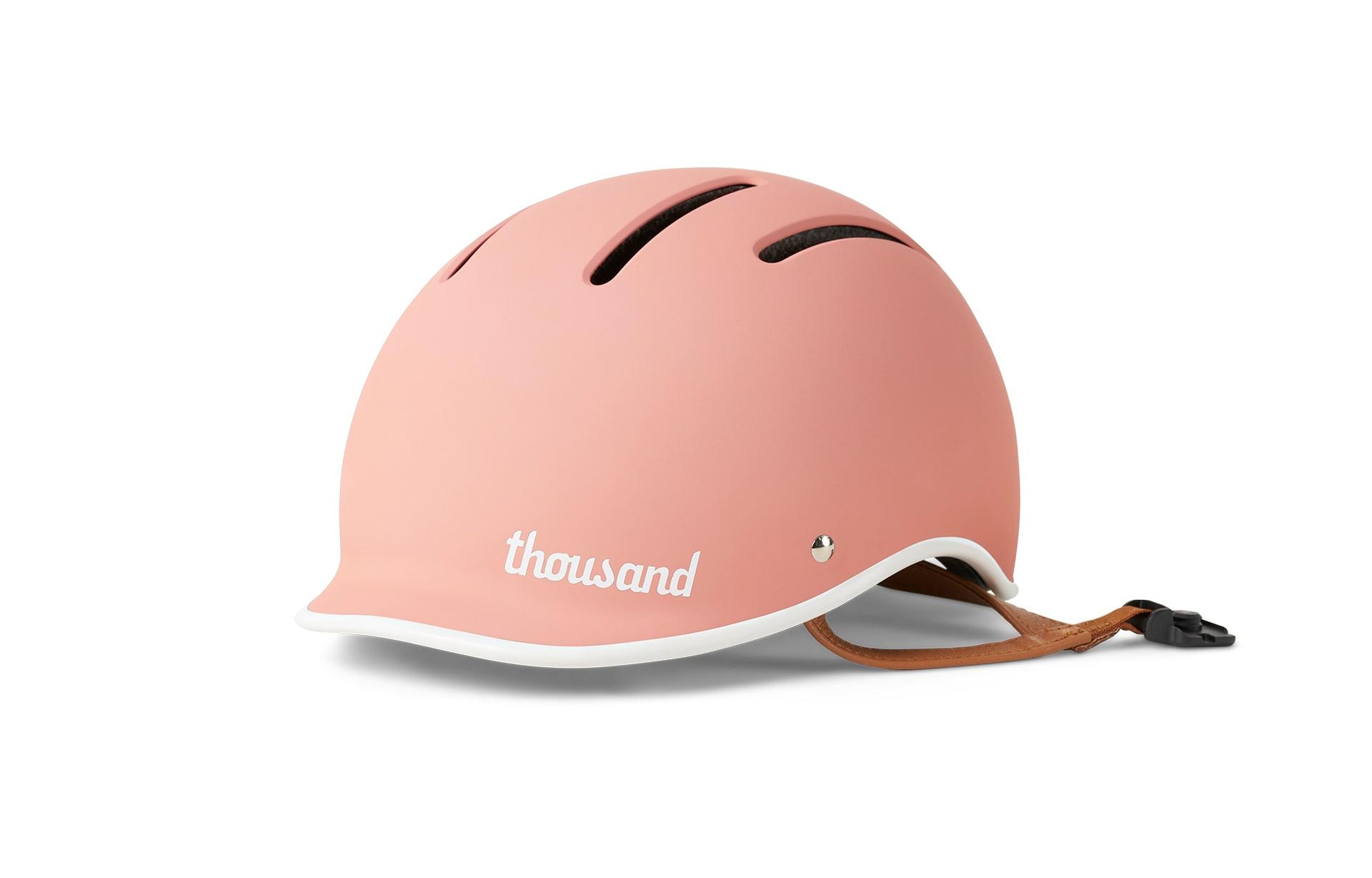 Thousand Jr. Power Pink Kids Helmet