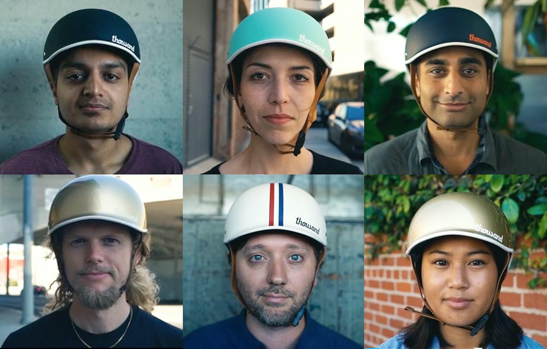 Bike helmets for everyone