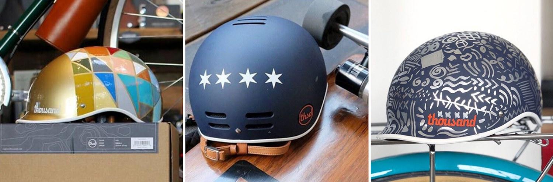 Custom bike helmet inspiration