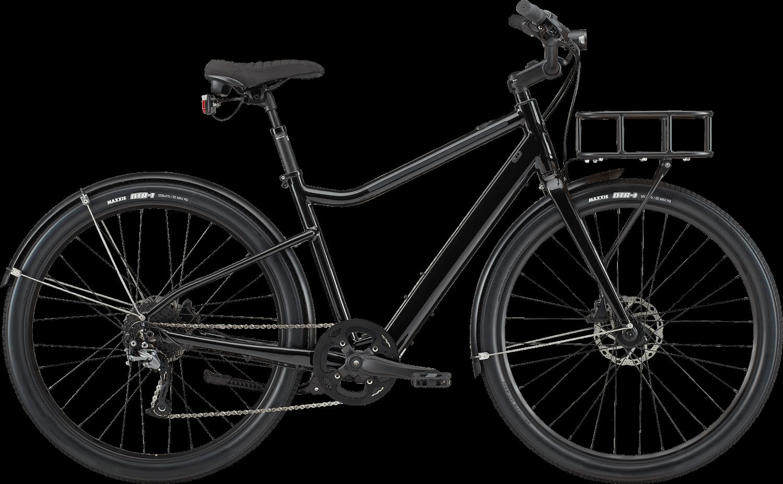 Black Urban Bike
