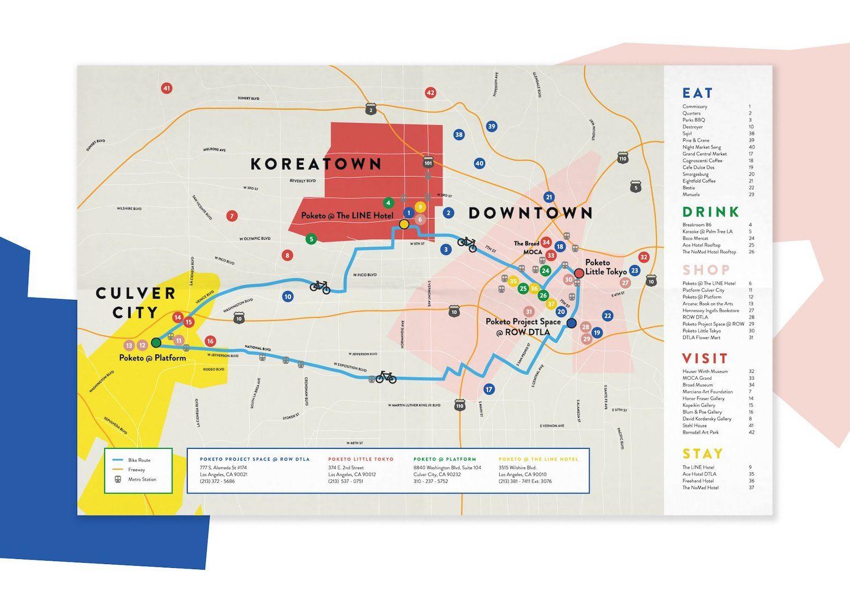 Poketo Map