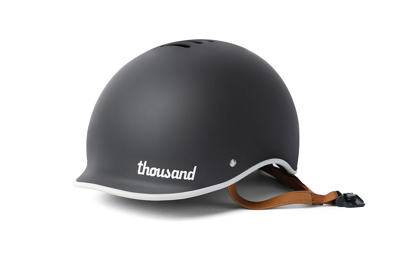 Carbon Black Bike Helmet