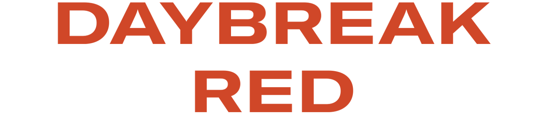 Daybreak Red Bike Helmet