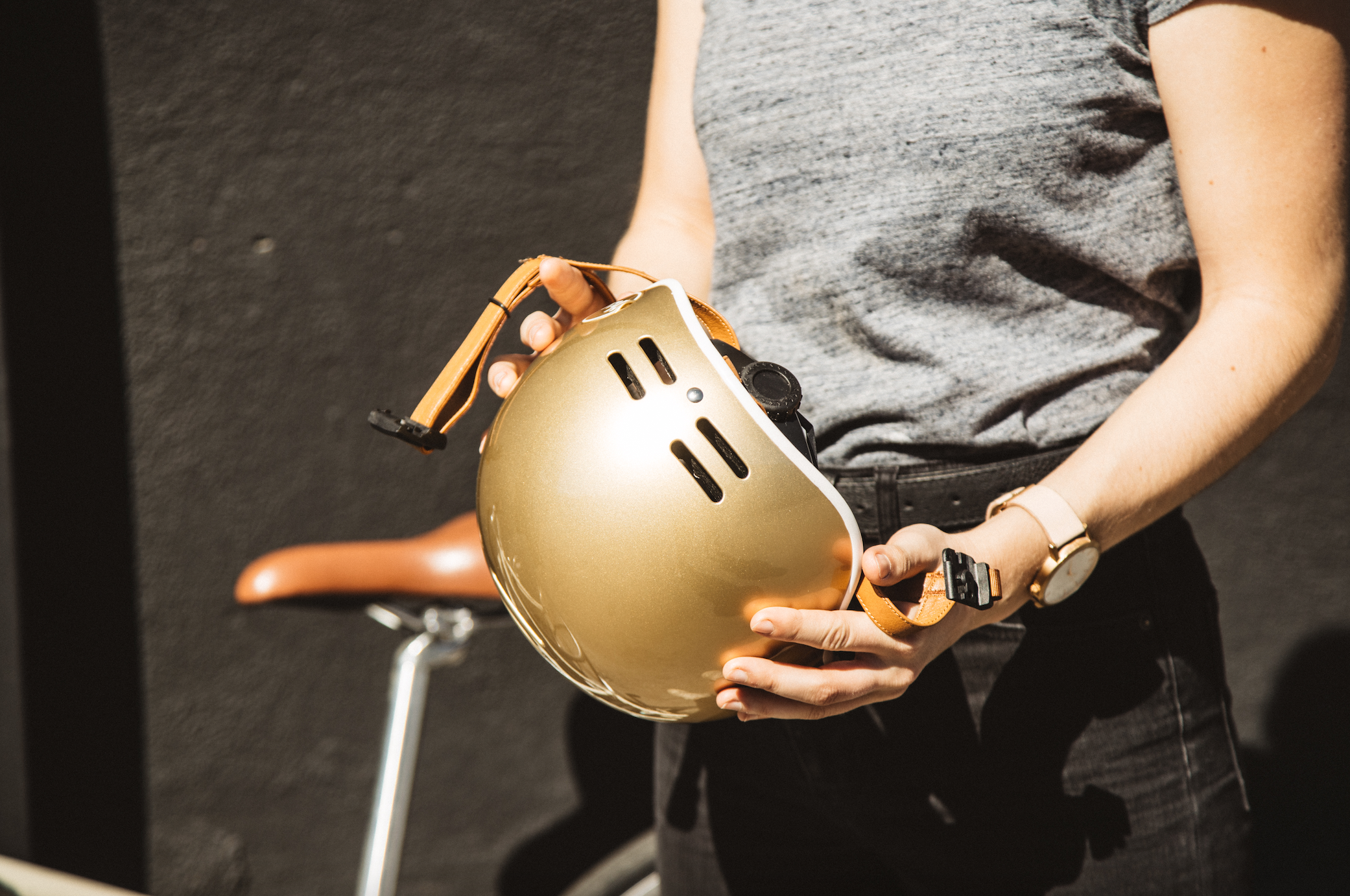 Stay Gold Thousand Heritage Helmet