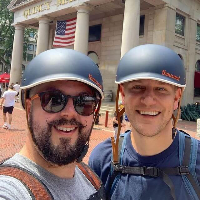 Heritage Helmets in Thousand Navy
