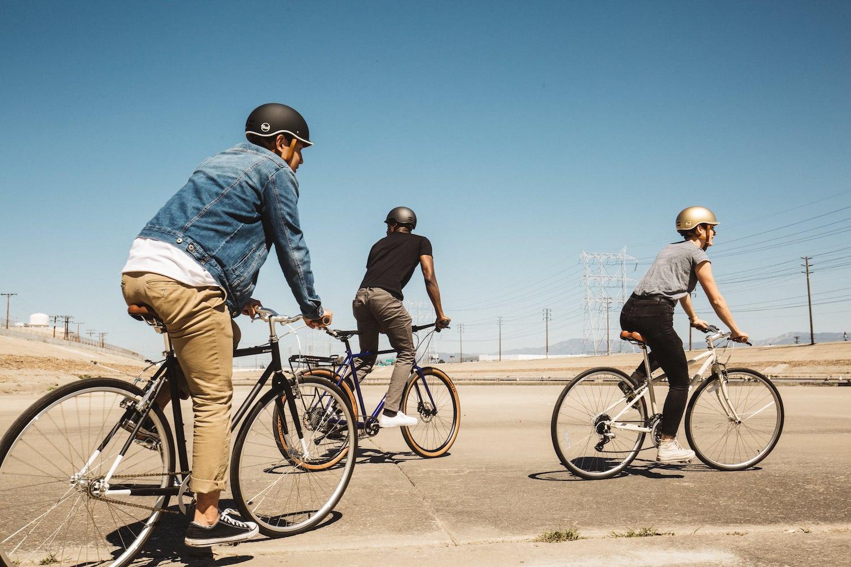 biking in los angeles