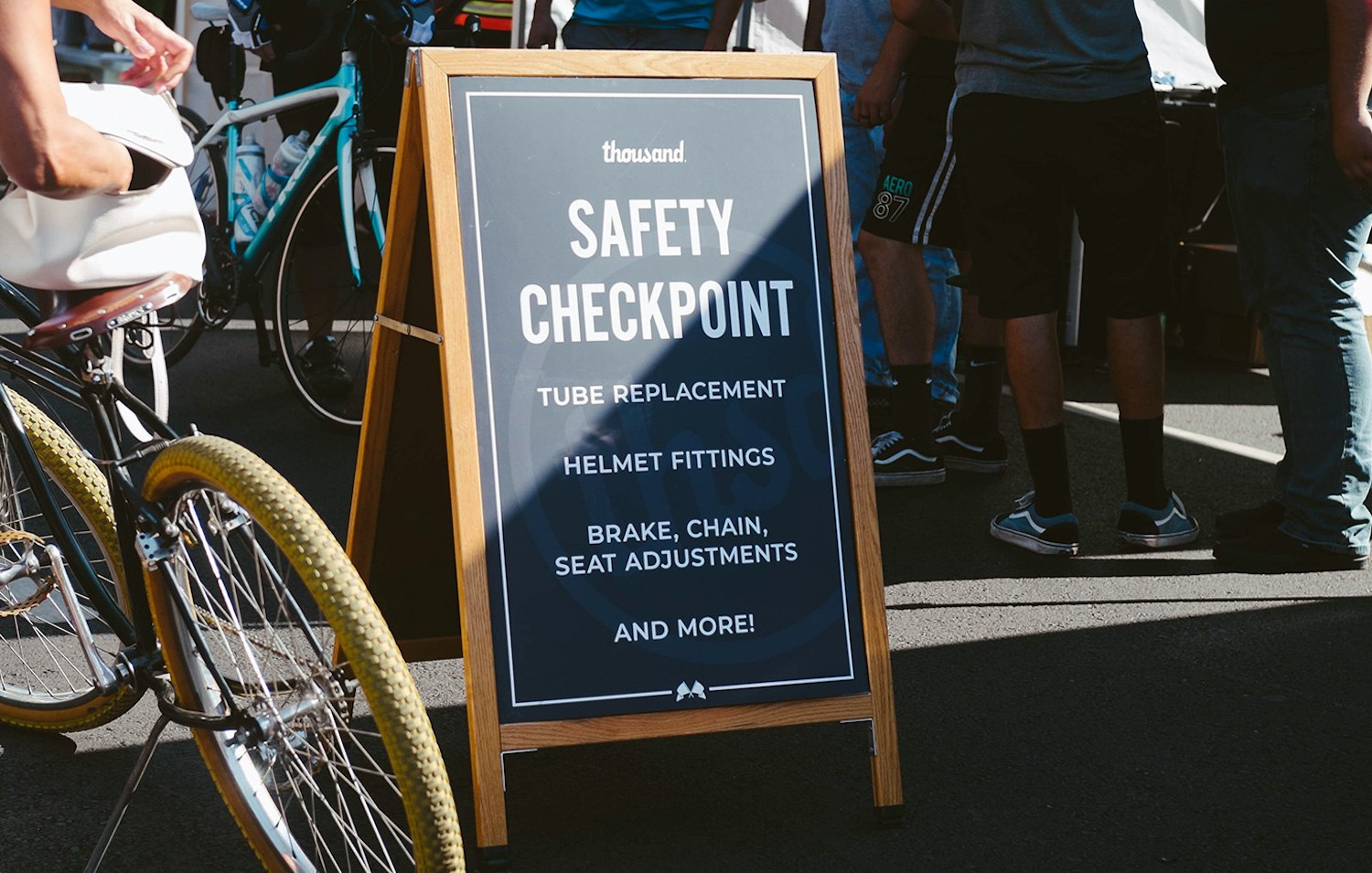 Healthy Active Streets Safety Checkpoint