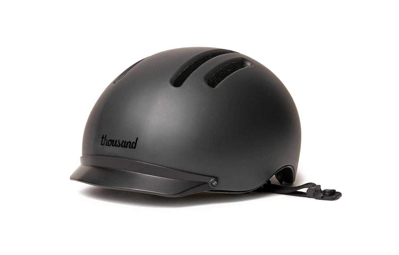 Racer Black Bike Helmet