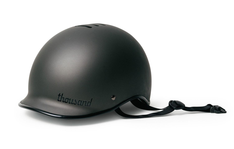 Stealth Black Bike Helmet