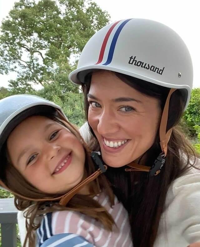 Heritage Helmet in Speedway Creme