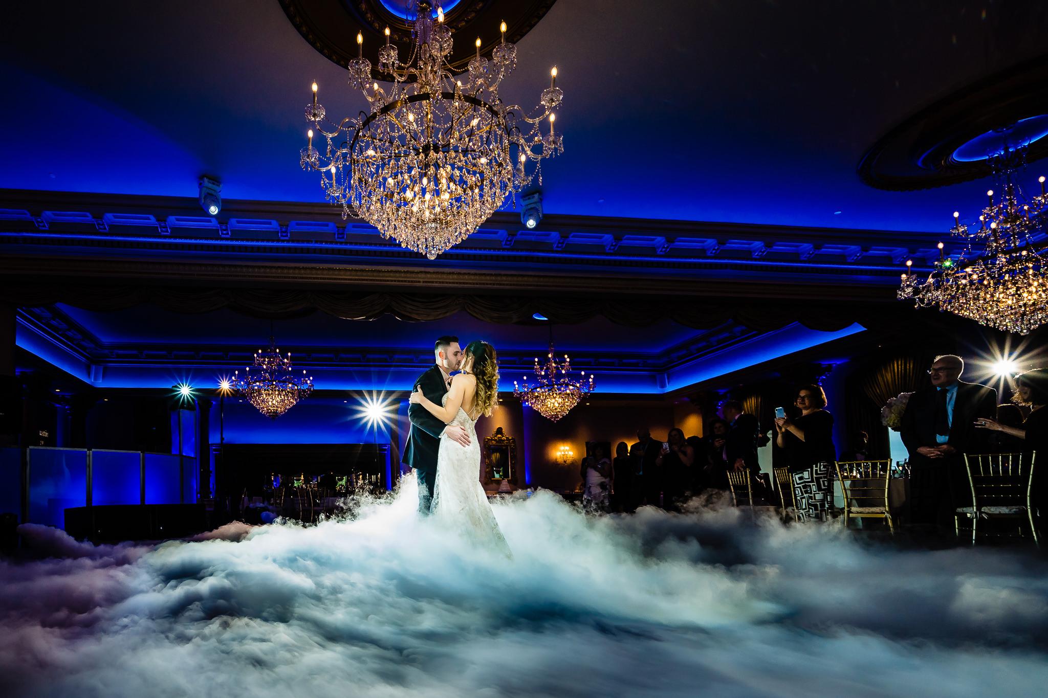 SMJ Photography, Wedding Photography, Wedding Photographer, Wedding Reception,First Dance, Smoke Effect, High Contrast Wedding Photography