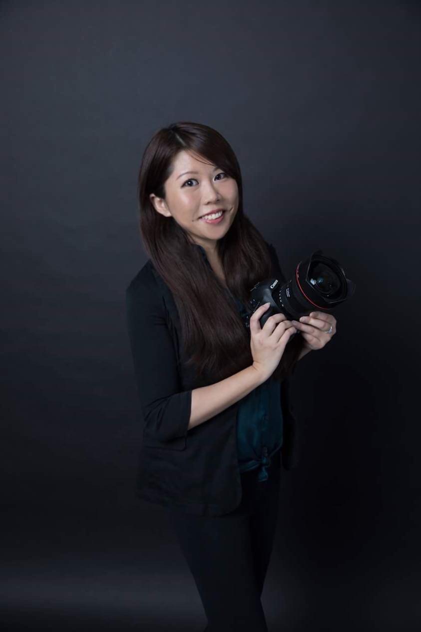Betty Ma, Luxury Moment Photography, Headshot