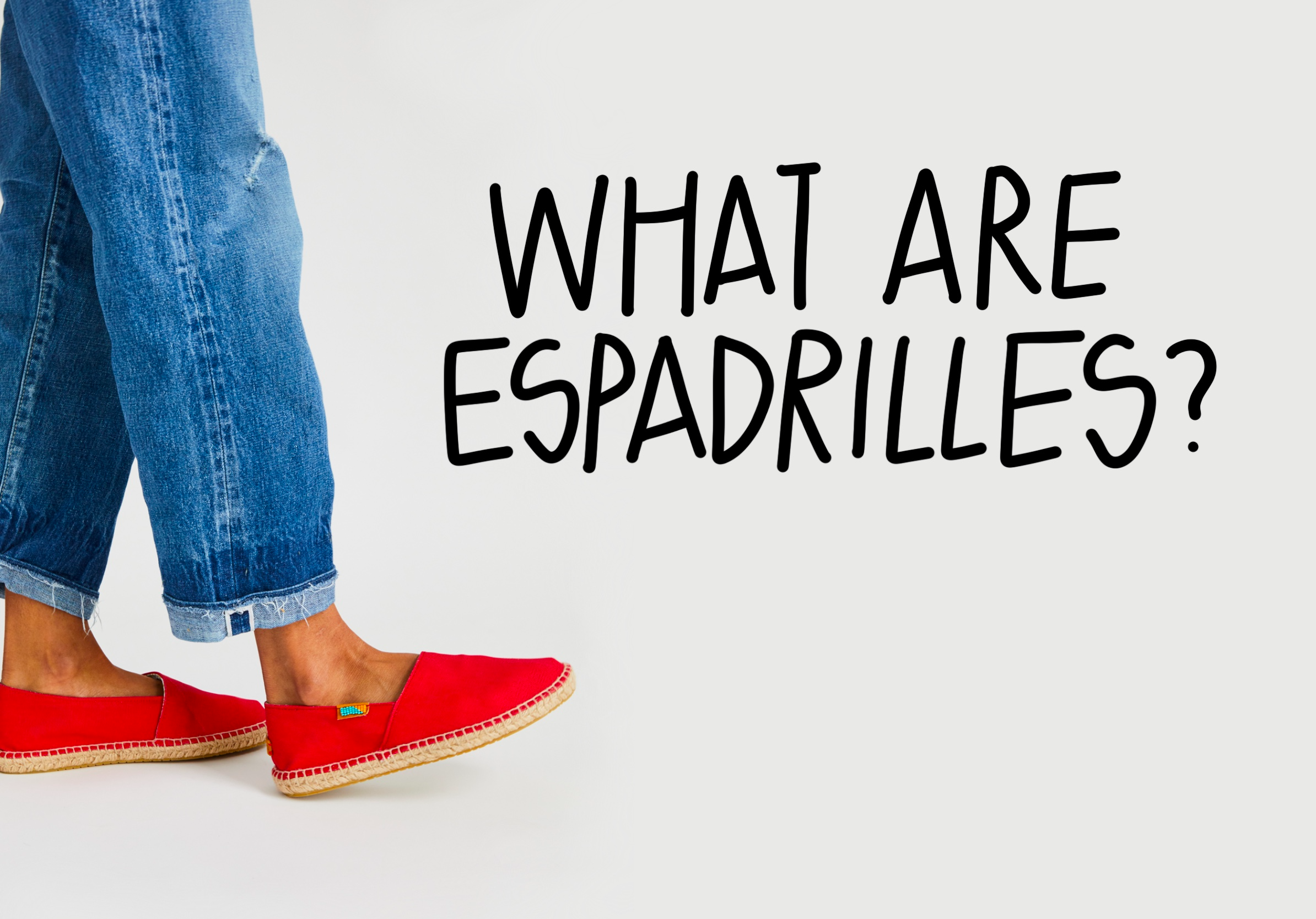 What are Espadrilles and How to Wear Them? 2020 Guide: – Ubuntu Life