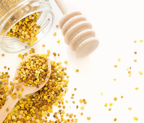 Le Pollen remède efficace contre la ménopause