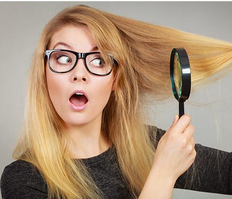 Quelles solutions pour réparer les cheveux abîmés ?