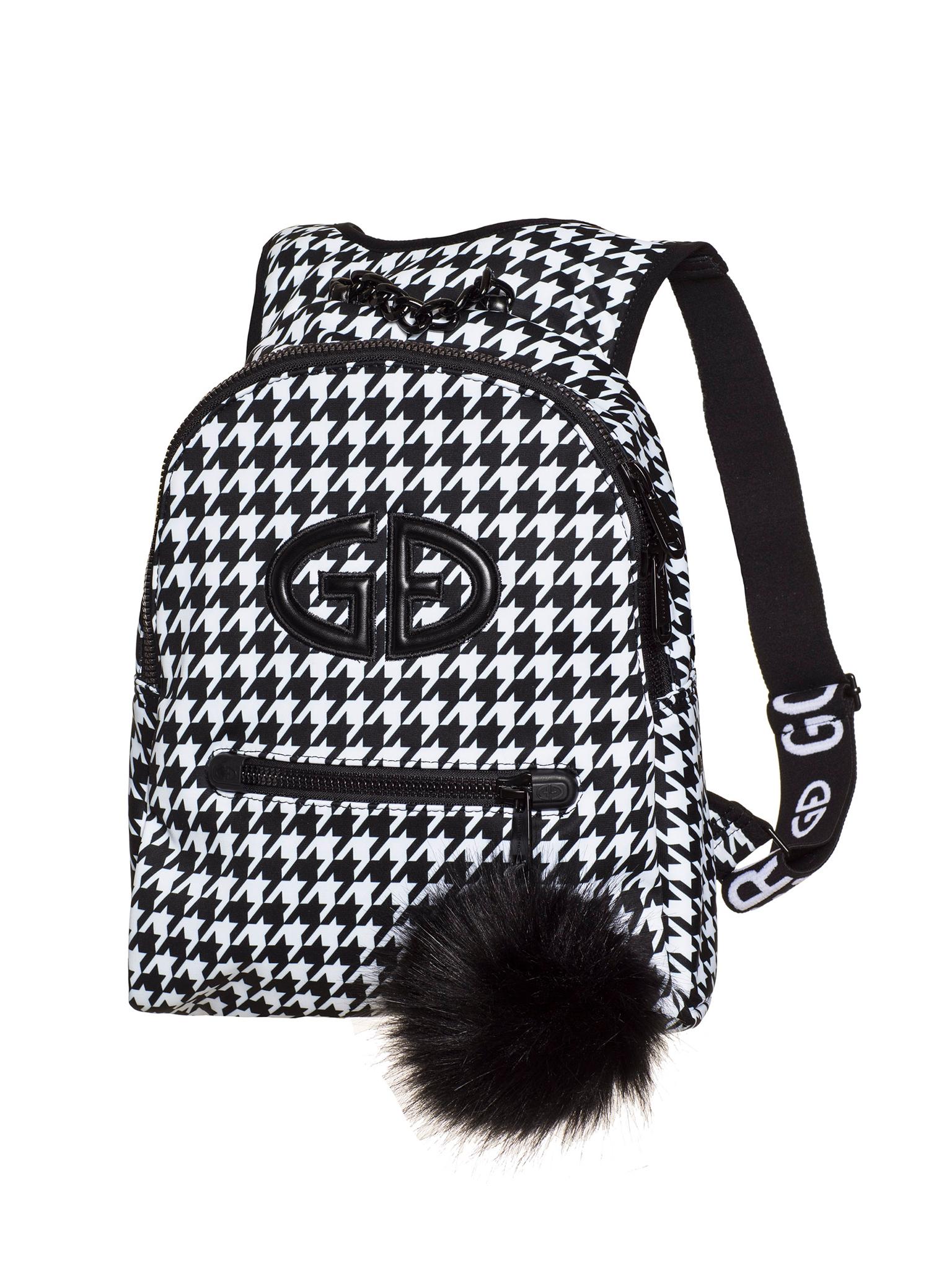 Trendy rucksacks for skiing