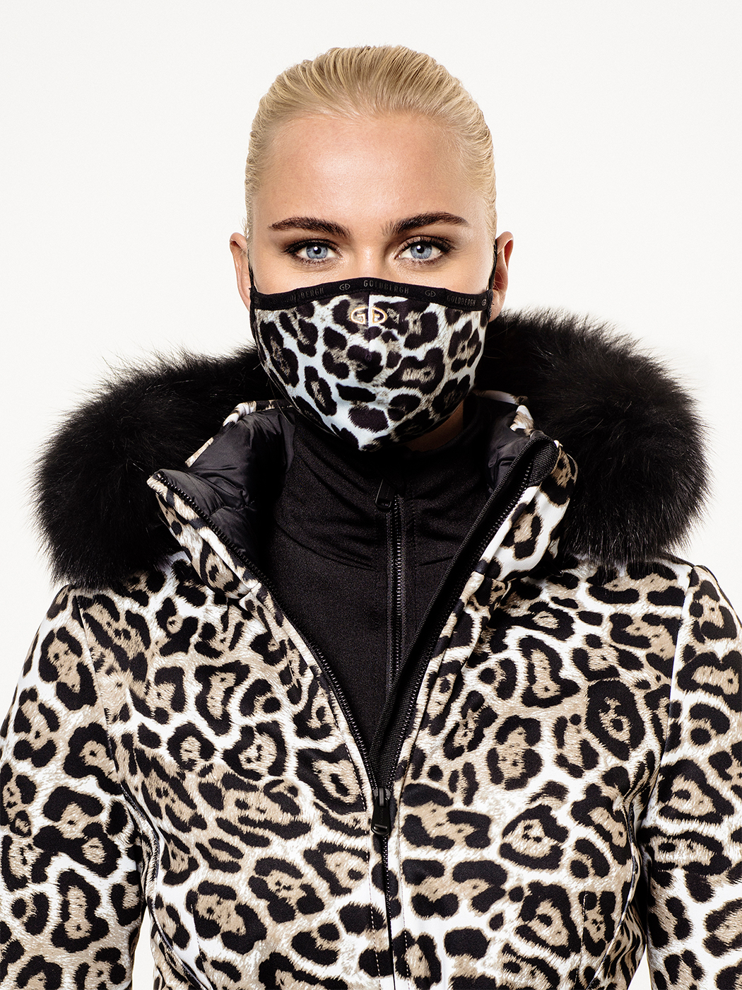 Goldbergh Loes face mask