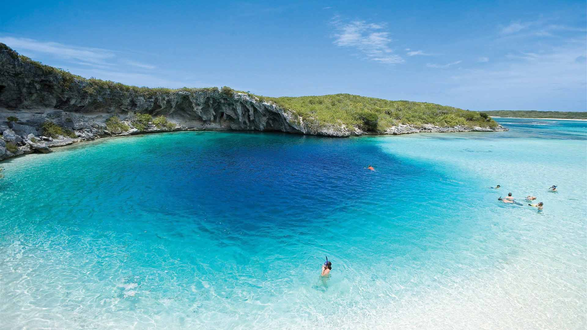 Acklins & Crooked Island, Bahamas