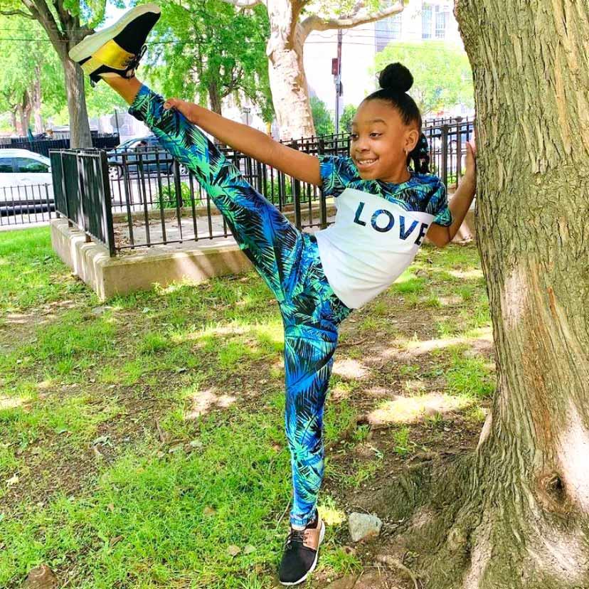 Yoga Improves Kids Flexibility