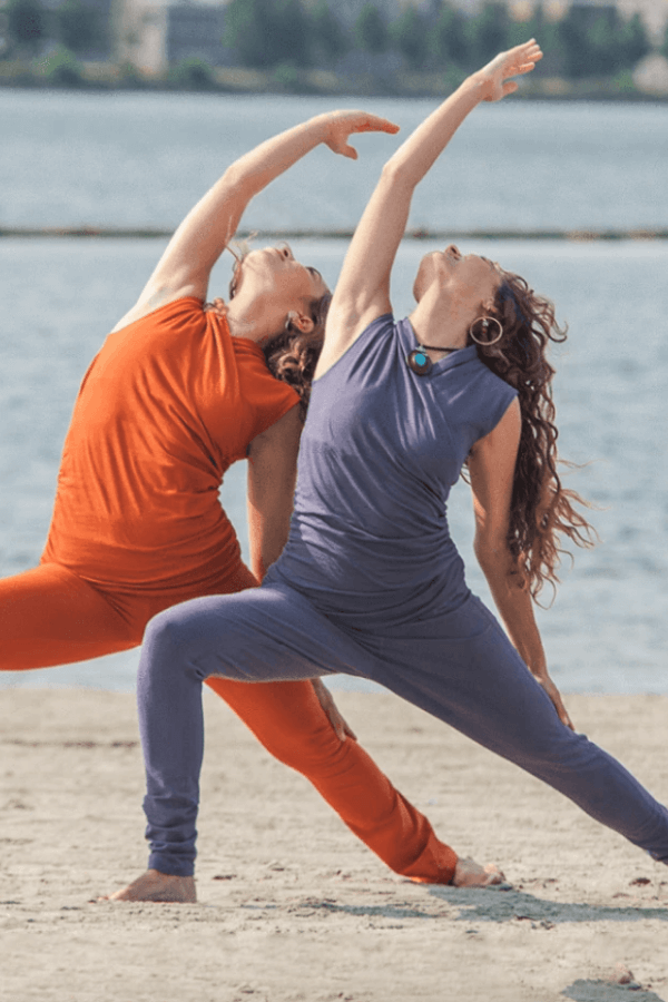 Womens Yoga Tank